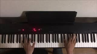 pretender official髭男dism ピアノカバー 映画「コンフィデンスマンjp」主題歌