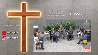Isaías 40 - Deus está no controle da história - Pr. Antônio Dias - 05-07-2020