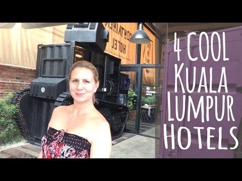 Kuala Lumpur | 4 Best Cheap Hotels in Bukit Bintang - WOLO, Container, Maison Boutique, Chaos
