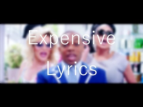 Expensive「Todrick Hall」[On Screen Lyrics]