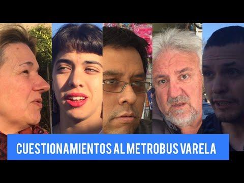 VIDEO: El Metrobus Florencio Varela no era una obra prioritaria, coinciden pasajeros y comerciantes