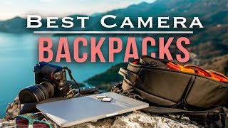 9 Best Camera BackPacks For Travel & Vlogging | Gear Review & Tips