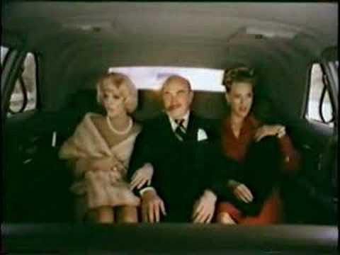 """TV commercial film for Volkswagen Beetle """"Funeral"""" 1969"""