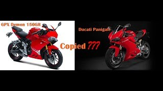 Download Video GPX Demon 150GR Specs, IS Copied From DUCATI PANIGALE??? MP3 3GP MP4