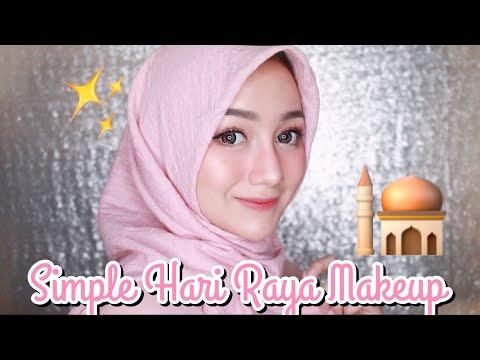 Simple Hari Raya Makeup Tutorial | Eid