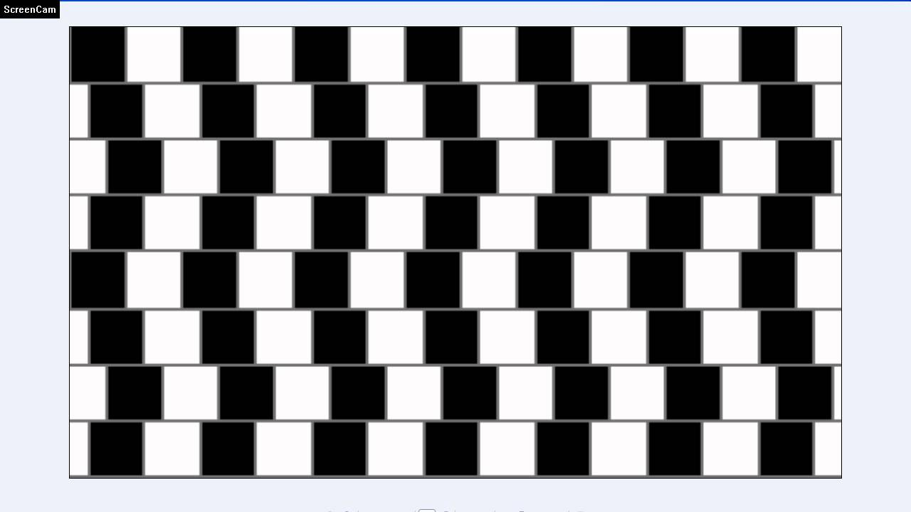 optical illusions are the horizontal lines parallel youtube