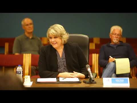 Lisa Imus Interviews For Portage City Manager Position