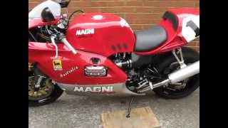 Magni Australia 1994 - with Moto Guzzi Daytona power