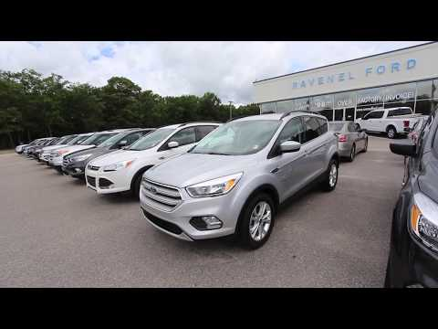New 2018 Ford Escape SE – Review @ For Sale @ Ravenel Ford | May 2018