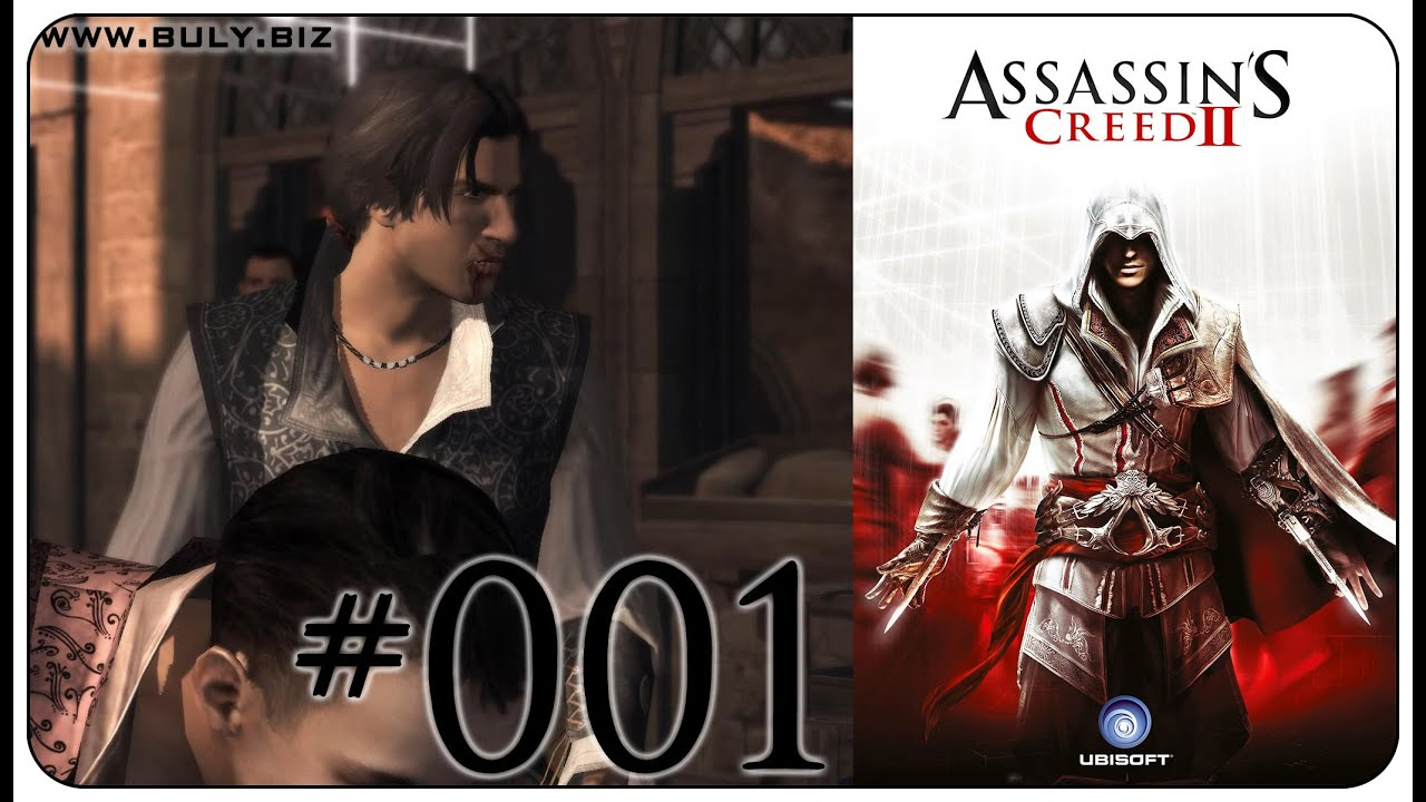 Download Assassins Creed II [001] ★ Mein Name - Desmond ★ Lets Play Assassins Creed II