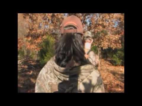 Belle Hunts Ram At Stone Creek Hunting
