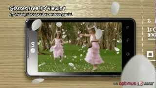 LG P725 OPTIMUS 3D MAX AKILLI TELEFON