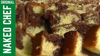 Marble Cake - How To Make Video Recipe