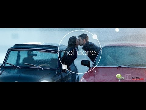 Aram MP3- Not Alone(Eurovision Song Contest 2014 - Armenia) Lyrics On Screen