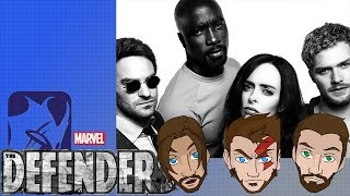 Marvel's The Defenders-All My Cast