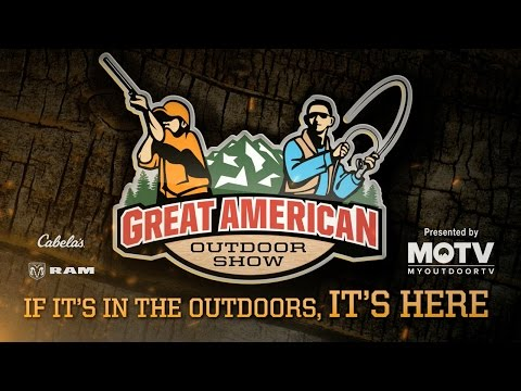 Great American Outdoor Show 2017 Preview