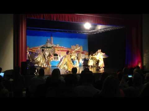 HayaTDine Danse    Orientale Enfants 18:06:2016