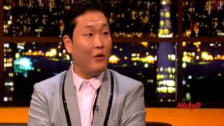 Download PSY Interview + Gangnam Style (Jonathan Ross Show) 10th Nov 2012 Mp3 and Videos