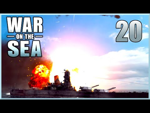Download War on the Sea: Campaign : Ep 20 - Yamato Takes a Beating