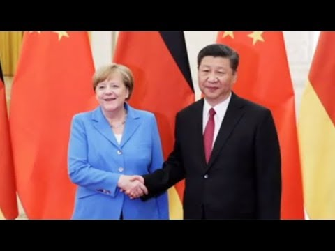 Beijing willing to take bilateral ties with Germany forward: Chinese President Xi Jinping