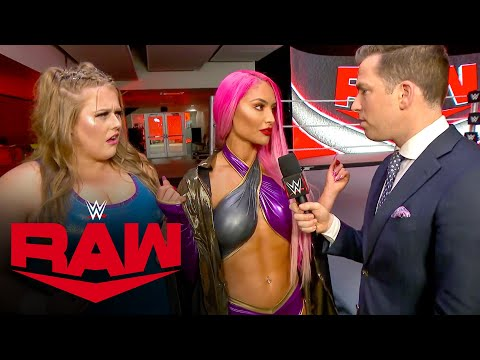 Eva Marie names her protégé Doudrop: Raw, June 21, 2021