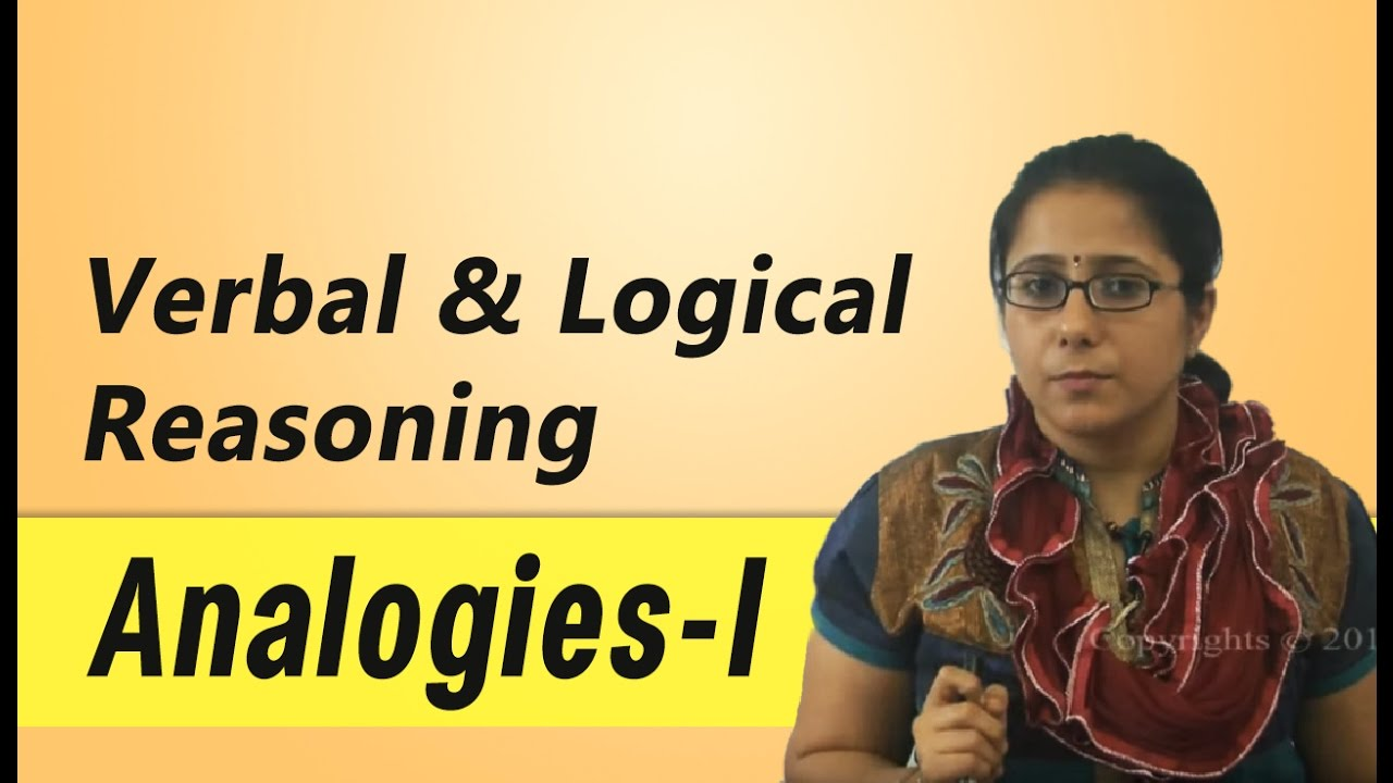 Best Tips & Tricks for Placements, IBPS, GRE, GMAT, CAT - Reasoning -  Verbal Analogies