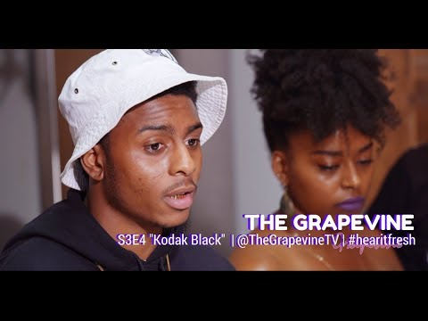 THE GRAPEVINE | KODAK BLACK, COLORISM IN HIP HOP | S3E4 (1/2)