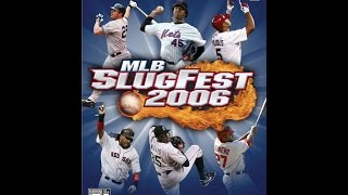 MLB SlugFest 2006 - Xbox 2006 (Opening)