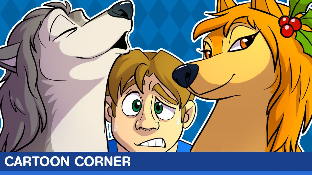 Download ALPHA AND OMEGA REVIEW | Cartoon Corner