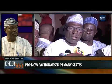 DEJI360 EP 147 Part 1: Court of Appeal affirms Ali Modu Sheriff