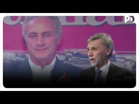 Graziano Delrio risponde alle provocazioni di Marco Travaglio sulla TAV