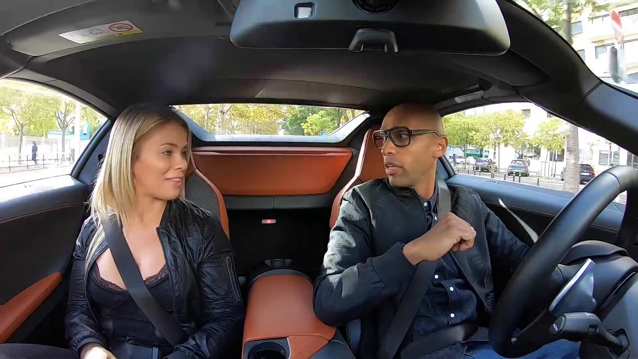 Paige VanZant on BMW's Moving Minds @ Web Summit