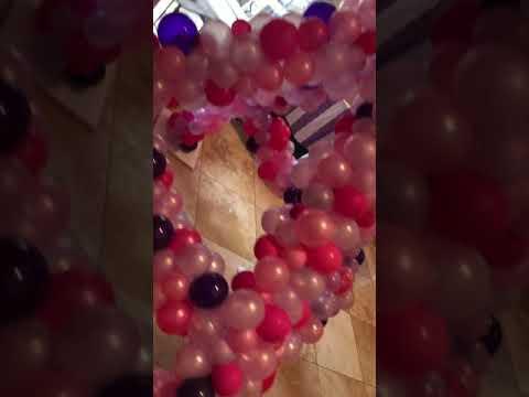 Houston Princess Spa Tea Birthday Party
