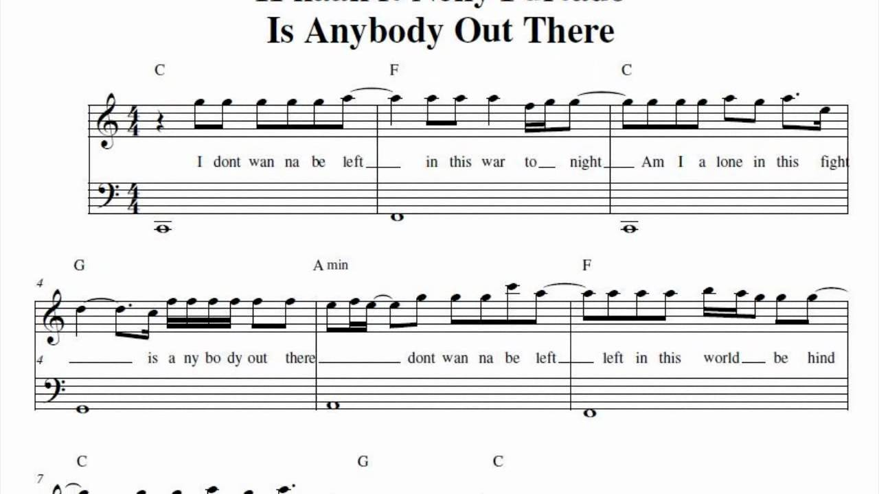 is there anybody out there tab pdf