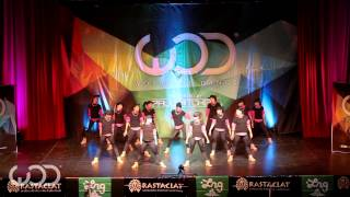 Rated PG | World of Dance Chicago 2014 | #WODCHI