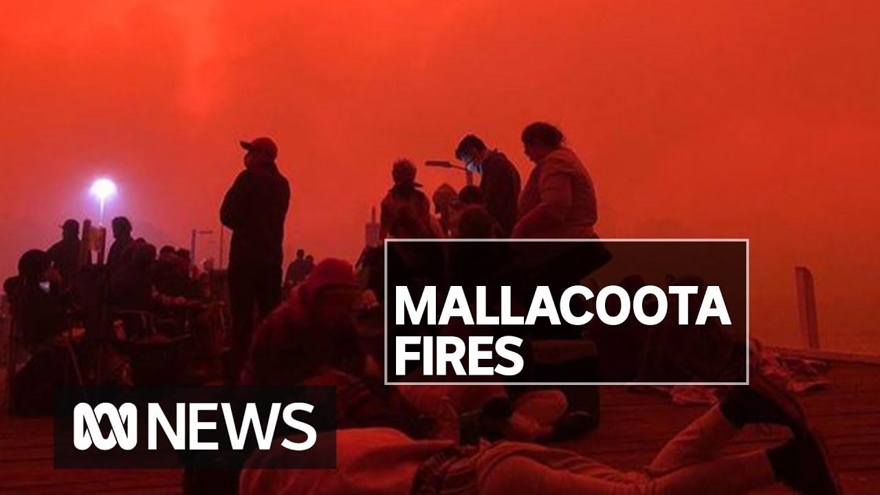 'When will this nightmare end?': Inside Mallacoota's bushfire 'apocalypse'
