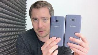 Samsung Galaxy S8+ (recenzia)