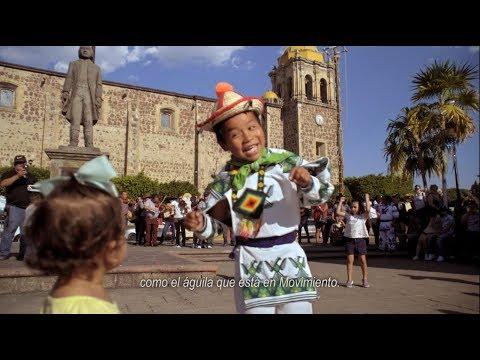 Un Movimiento Naranja para la felicidad - Flashmob - Movimiento Ciudadano