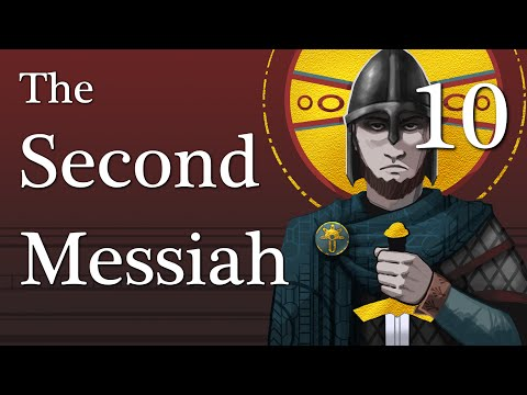 The Second Messiah Episode 10 - Total War Attila - Ostrogoth Narrative Let's Play