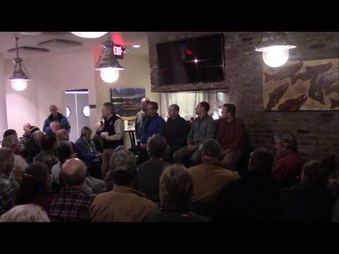 Science on Tap-Flathead - January 2017 - Invasive Mussels Panel Discussion