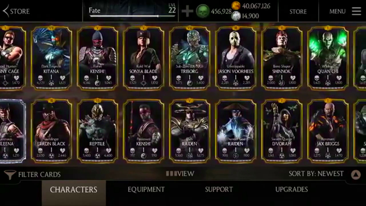 mkx mobile hacked account youtube