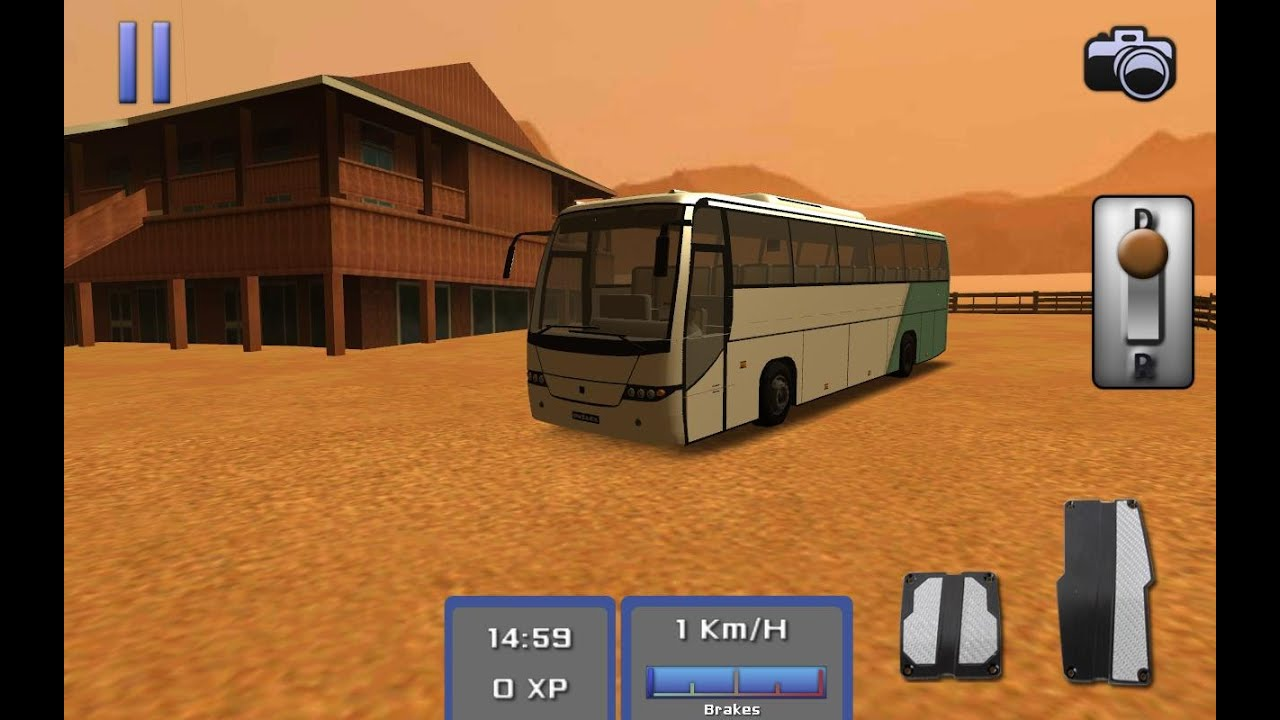 Apk android games: android games real city bus download.