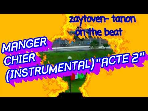 Safarel Obiang - Manger Chier(instrumental)