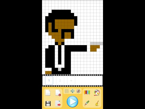Pixel Art Studio For Pc - Download For Windows 7,10 and Mac