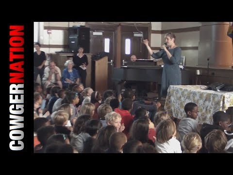 Elementary School Indoctrinates Children with Assembly Celebrating Homosexuality