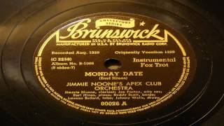 Monday Date - Jimmie Noone