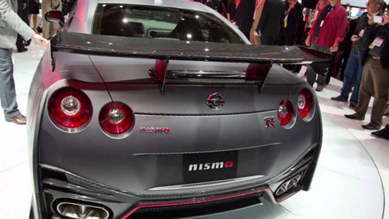 2015 Nissan GTR Nismo Edition Overview 0 60 2 7 seconds