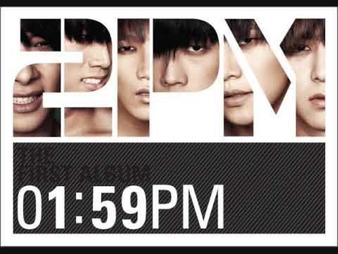 [Audio] 2PM - 기다리다 지친다 (Tired of Waiting)