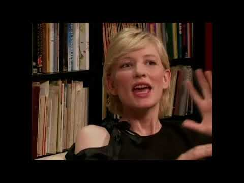 Talking in the Library Series 2 – Cate Blanchett