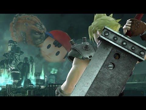 LEVEL 9 CPU TOURNAMENT - Super Smash Bros. for Wii U - Part 2